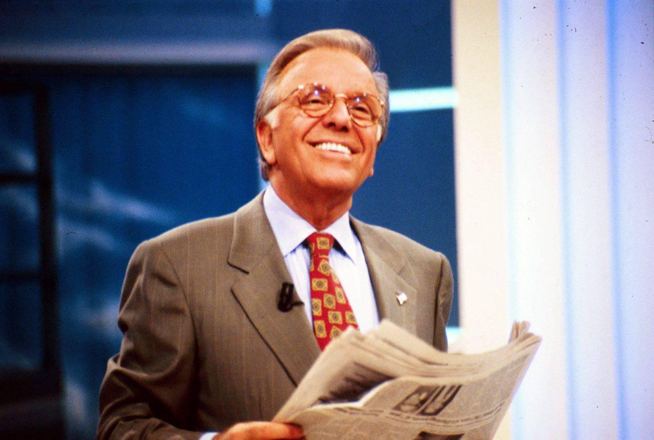 Gianfranco Funari Chi E Vita E Carriera Del Giornalista Italiano