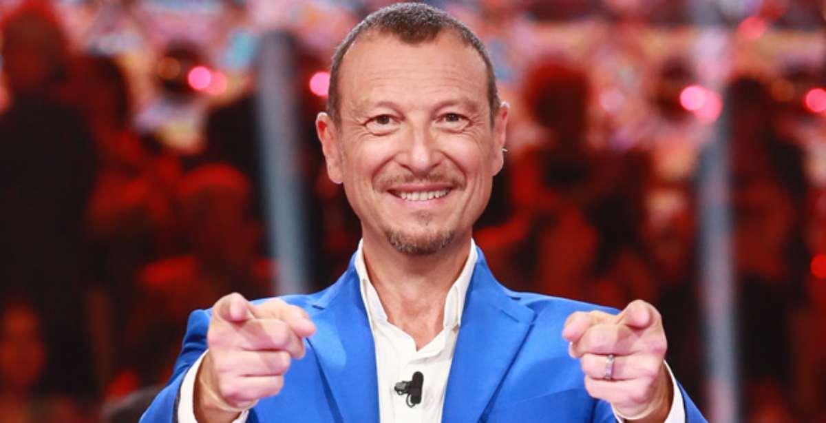 Sanremo 2020, conduzione affidata ad Amadeus