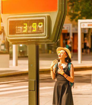 Città più calde d'Italia