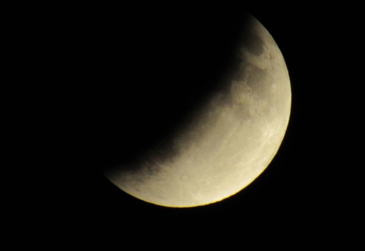 Eclissi lunare luglio 2019