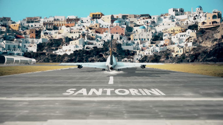 isole greche aeroporto