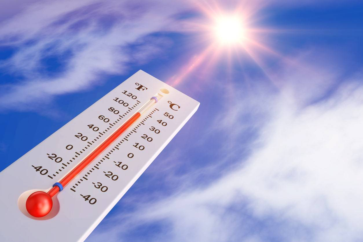 Previsioni meteo luglio