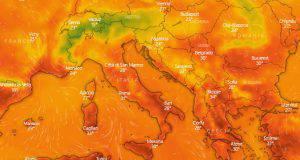 meteo italia 2 agosto