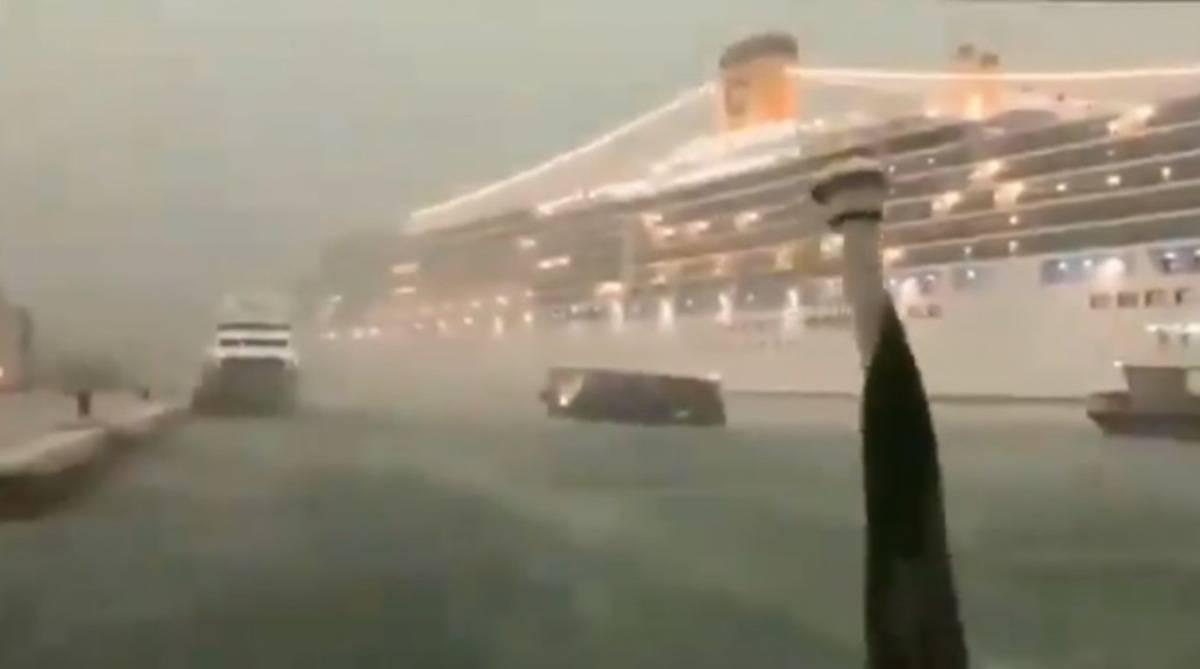 Costa crociere venezia