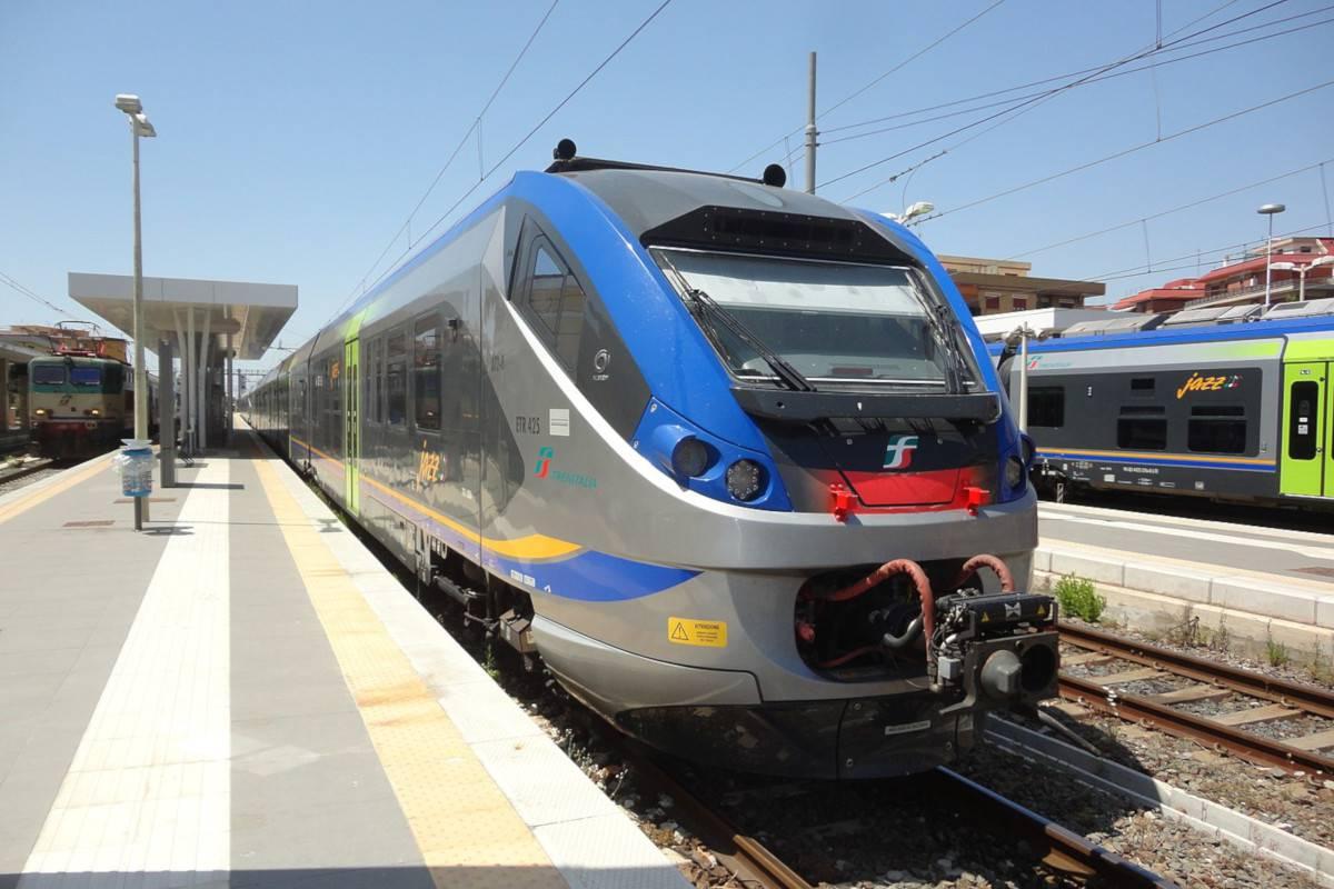 trenitalia treni regionali