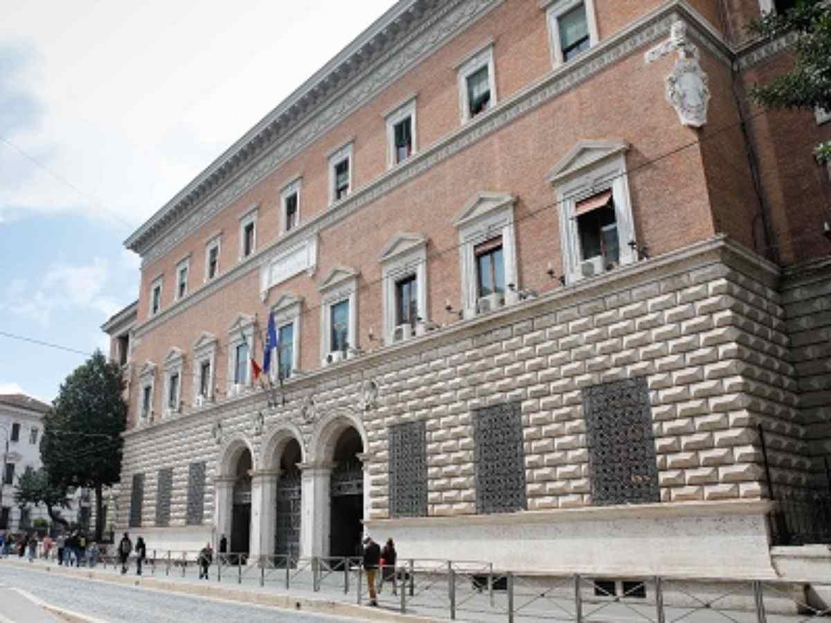 Evacuato Ministero della Giustizia