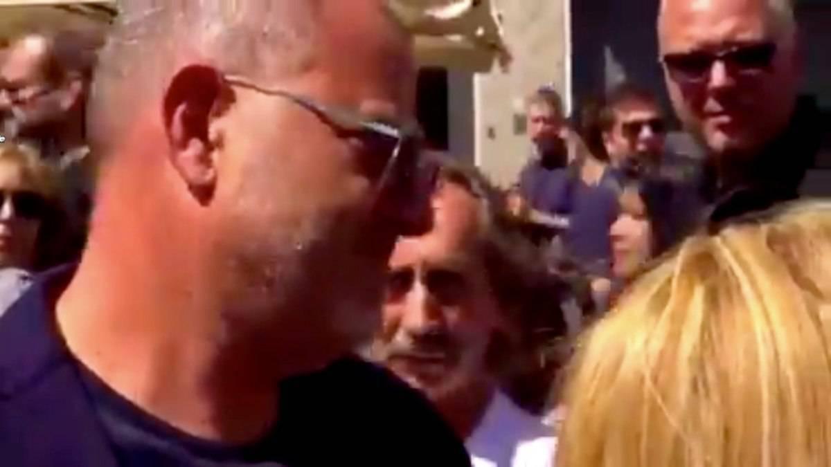 Funerali Nadia Toffa, richiesta choc a Giulio Golia