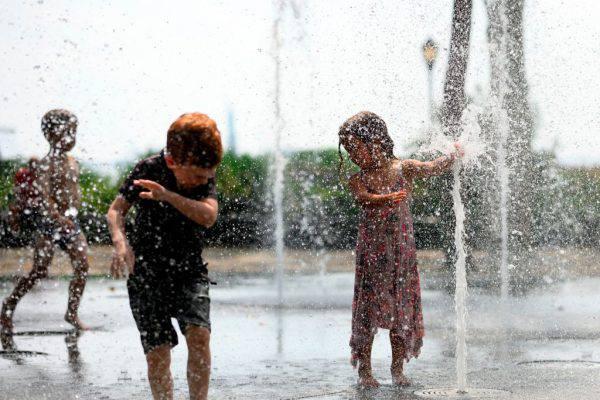 meteo oggi e weekend: caldo torrido