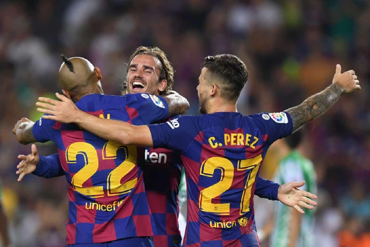 Mallorca Barcellona LaLiga Santander: dove vederla in streaming in ...