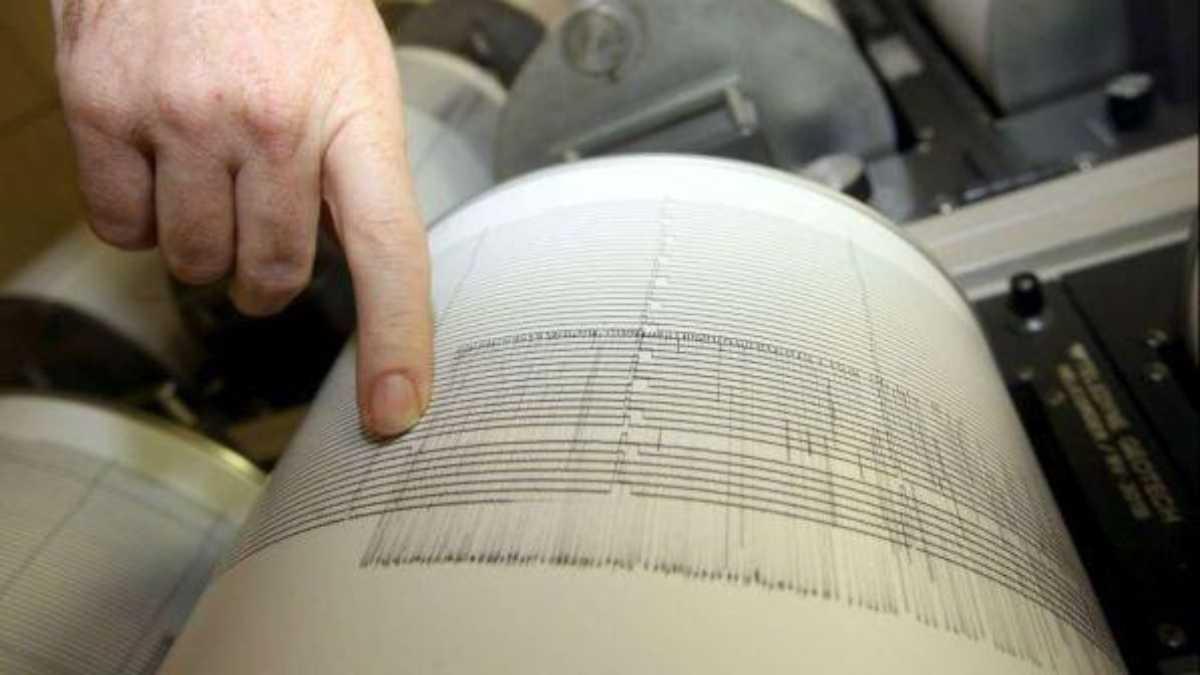 Terremoto, ancora una scossa di forte entità a Creta