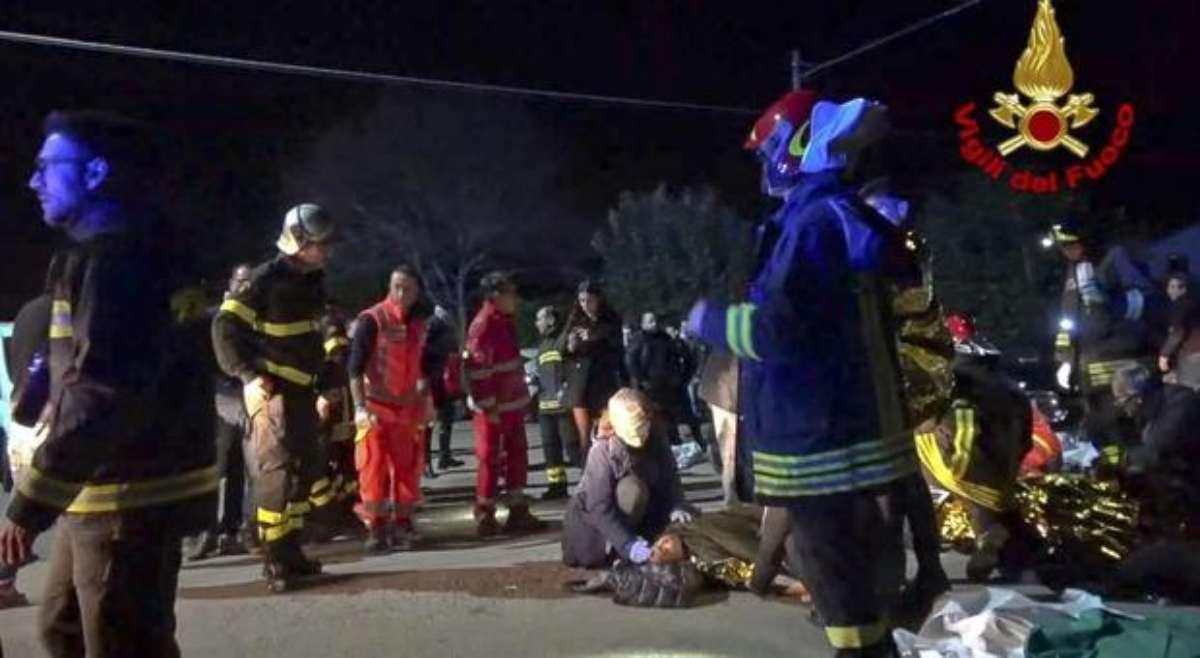 Tragedia di Corinaldo, arrestati sette ragazzi