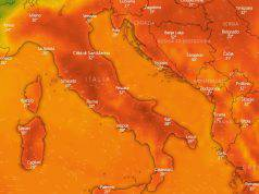 meteo temperature agosto 20