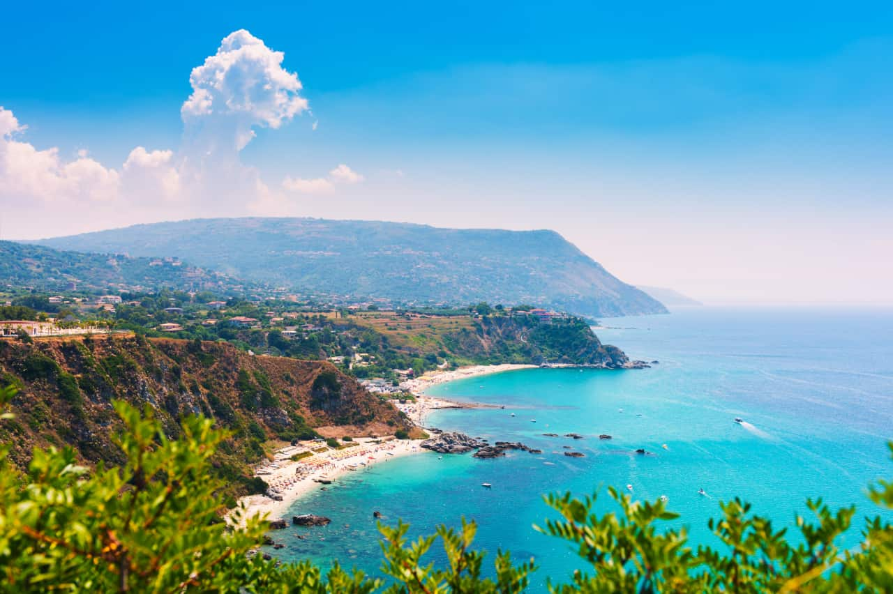 10 spiagge calabria belle