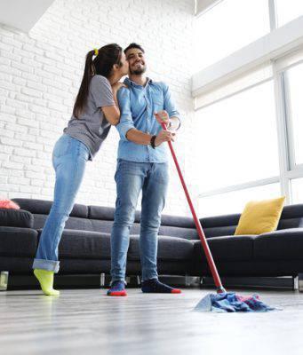 sistemare casa prima delle vacanze
