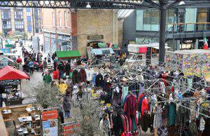 mercatini londra