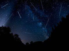 Il cielo di agosto 2020    le notti delle stelle cadenti