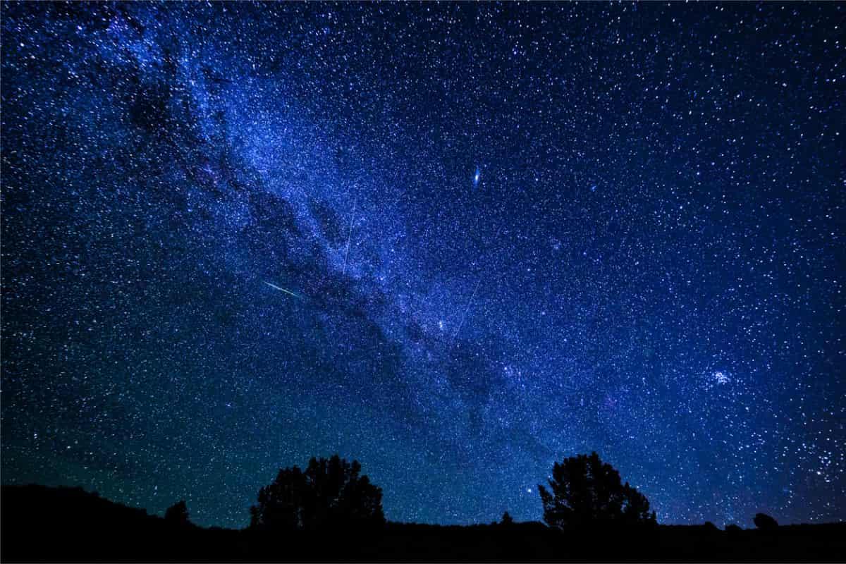cielo agosto 2019 stelle cadenti