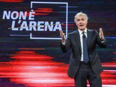 Stasera in tv, Non è l'Arena: le anticipazioni di domenica 25 ottobre