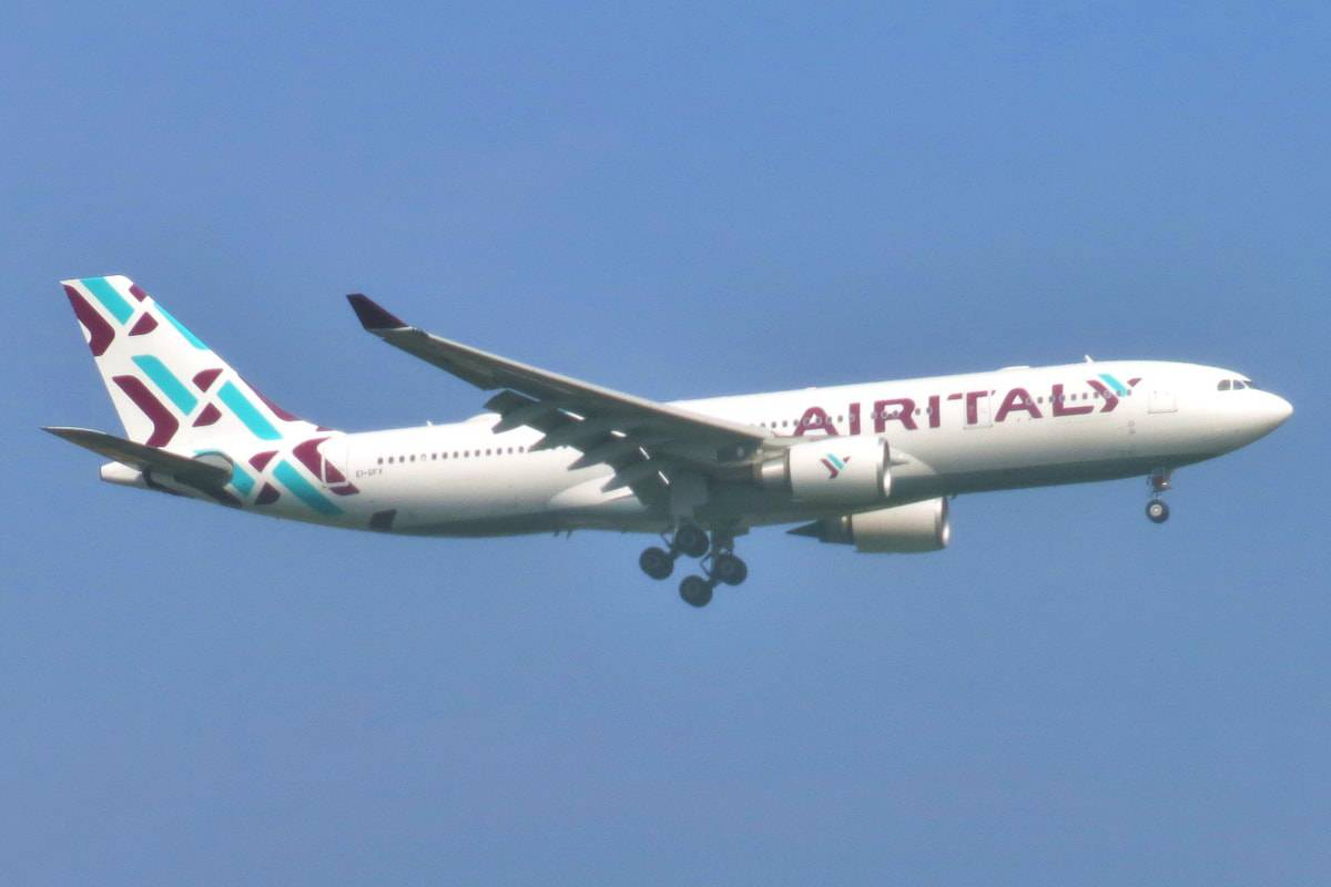 air italy rotte invernali