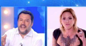Asia Argento vs Salvini