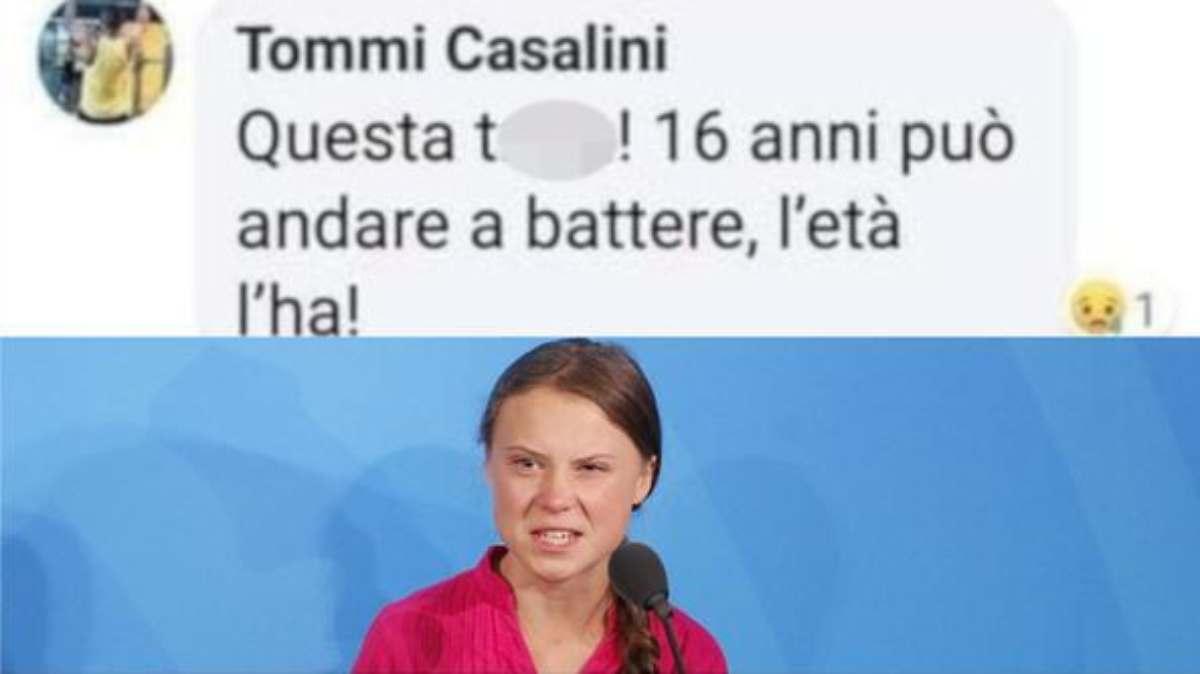 Chi è Tommi Casalini