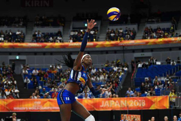 Italia Russia volley femminile
