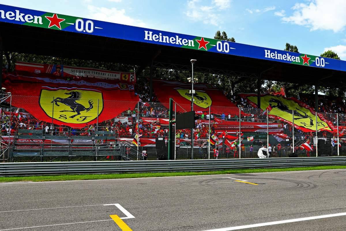 Formula Uno Gran Premio Monza
