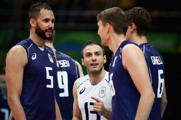 italia portogallo volley