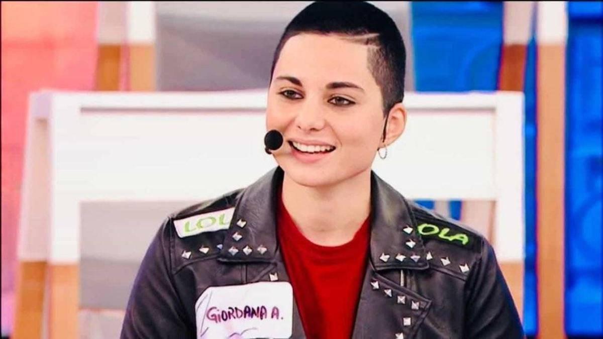 Giordana Angi, omosessualità
