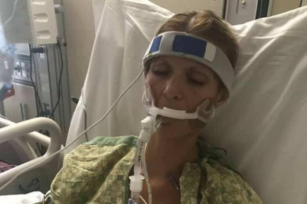 Mamma finisce in coma a causa della sigaretta elettronica