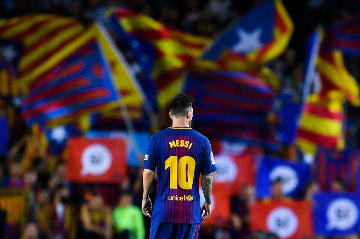 Messi può lasciare il Barcellona