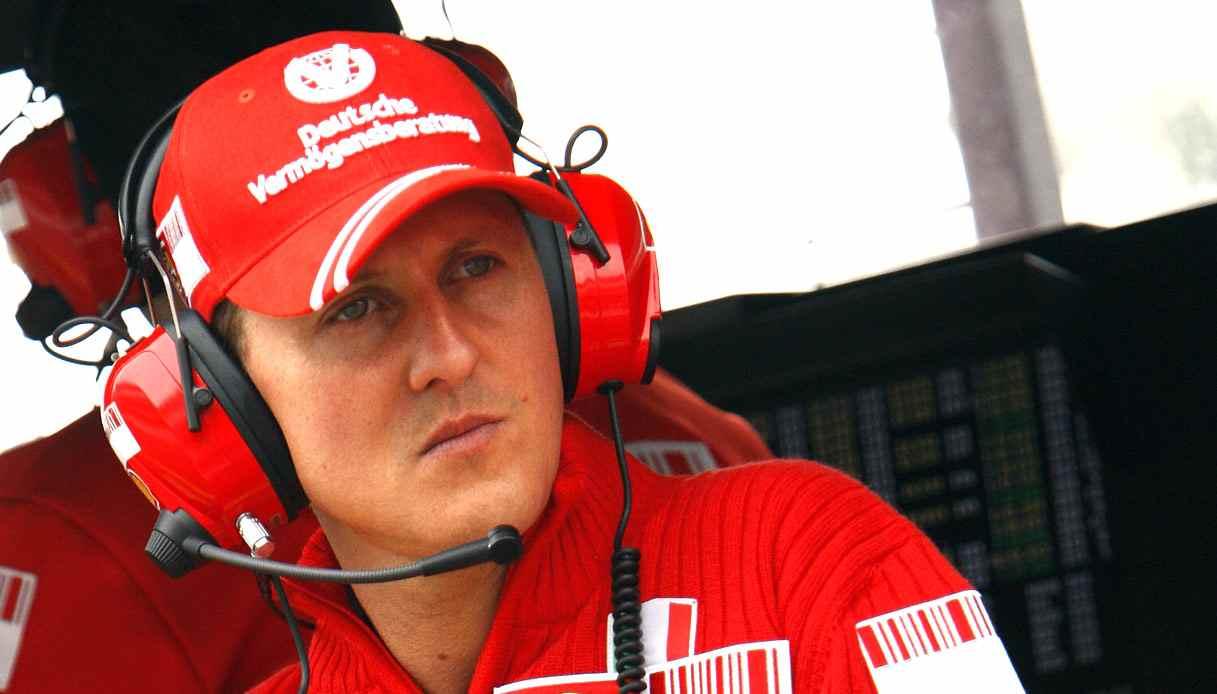 Michael Schumacher, le cure ricevute in Francia