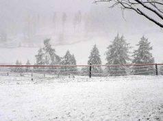 Neve Passo dello Stelvio