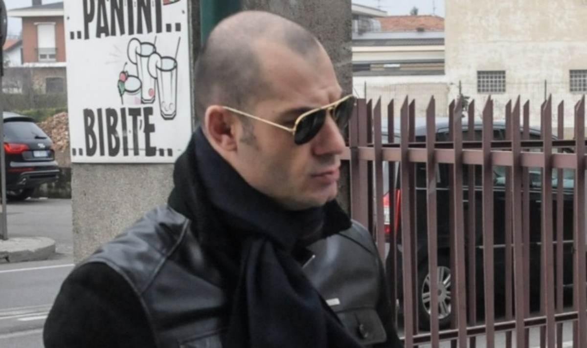 Riccardo Bossi denunciato