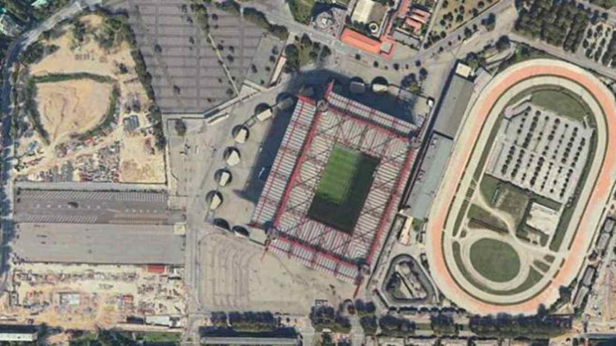 San Siro nuovo stadio