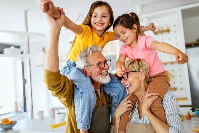 Frasi per la festa dei nonni