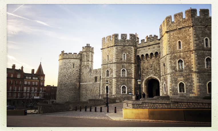 Windsor Castel Londra