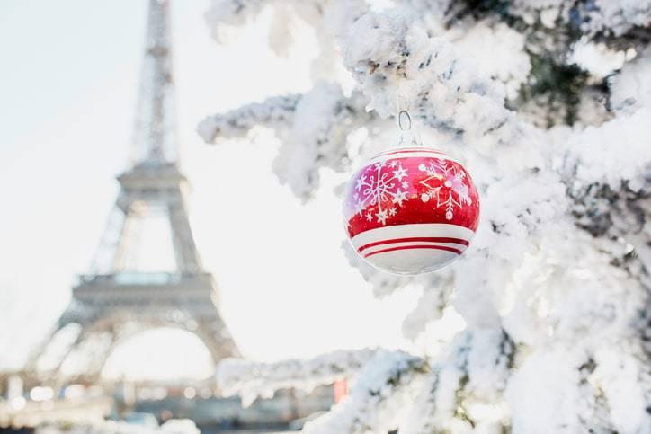 meteo parigi dicembre 2019