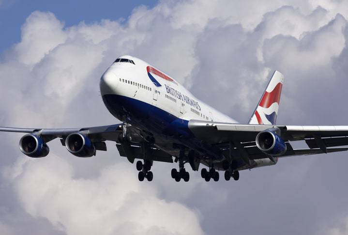 sciopero british airways