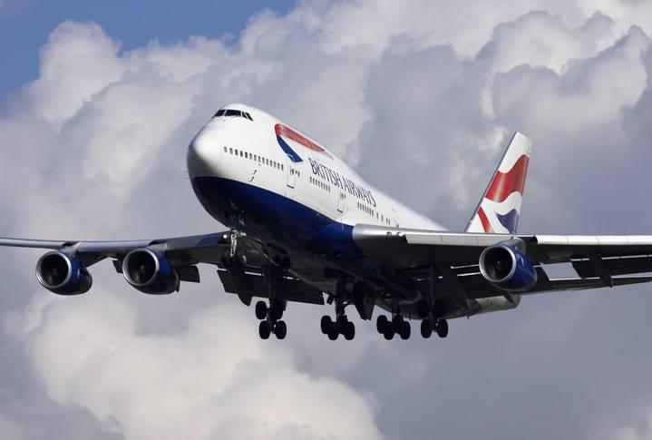 British Airways, piloti in sciopero: cancellati quasi tutti i voli