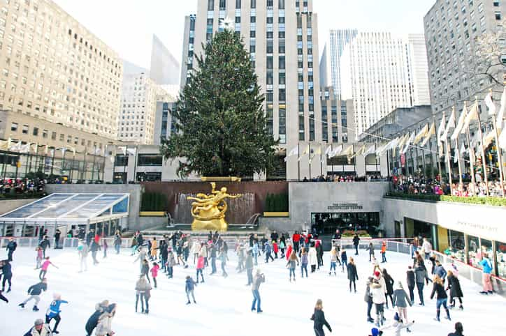 natale a new york 2019