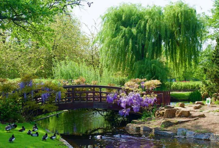 regent's park parchi londra
