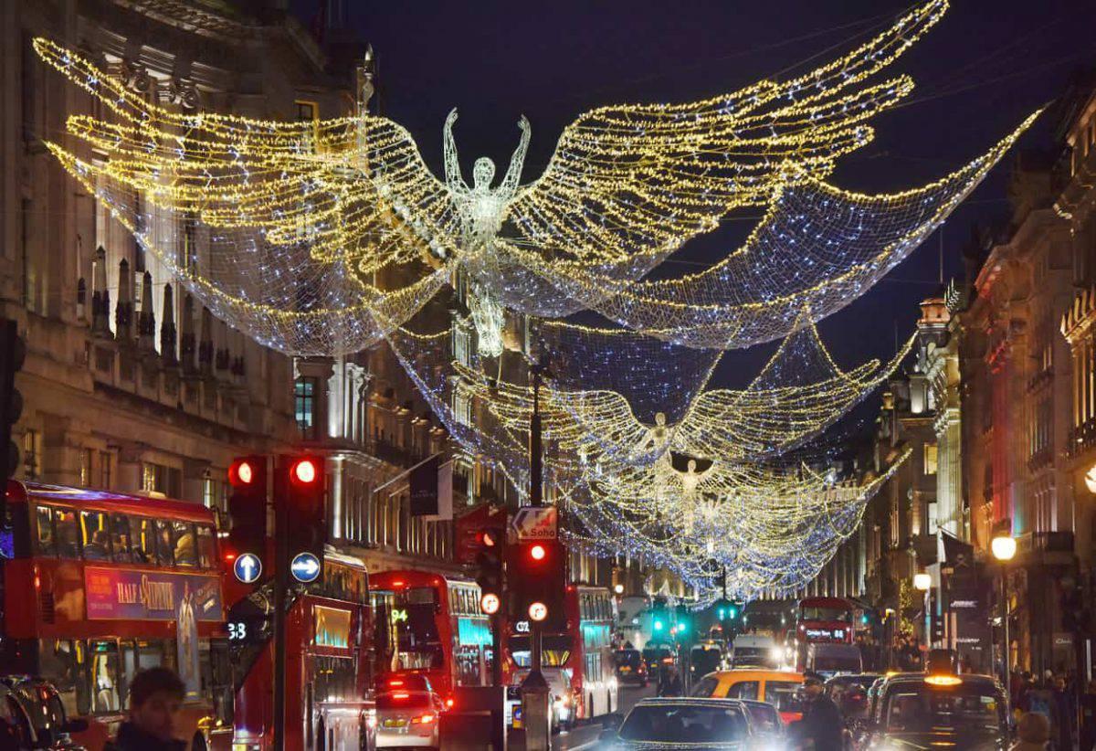 Decorazioni Natalizie Londra.Luci Di Natale Londra 2019 Date Di Accensione Cosa Fare E Vedere