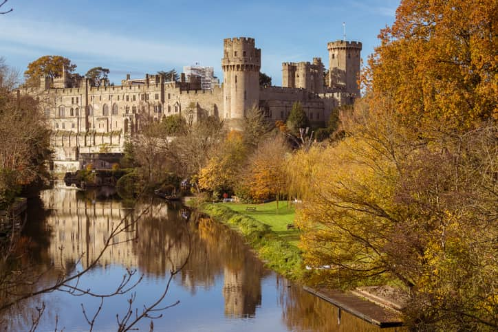 Castello di Warwick