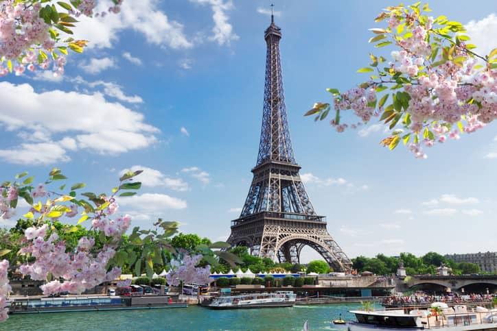clima parigi
