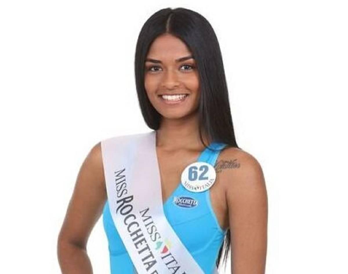 Sevmi Tharuka Miss Italia