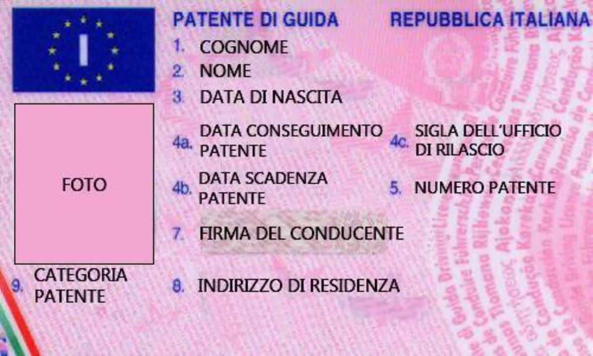 patente agenzia entrate