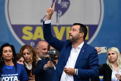 Elezioni Regionali Umbria Salvini vince
