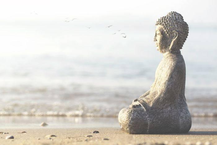 Vacanze facendo meditazione italia