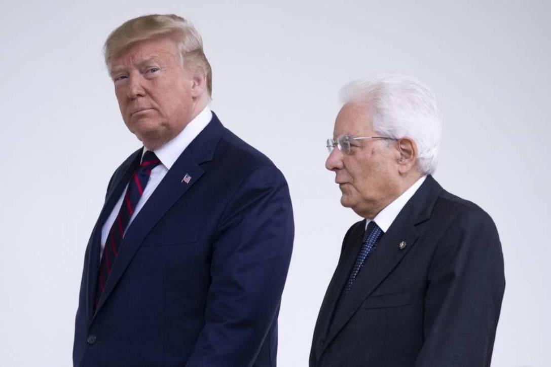 Trump: l'Italia starebbe meglio fuori dall'Ue Brexit uk